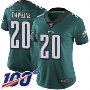 womens dawkins eagles jersey
